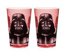 Set of 2 Star Wars Darth Vader Child's Plastic Tumbler