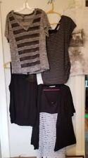 Maurices Plus Size 0 Regular XL Lot Womens Dress Work Clothes Black 14 16 School