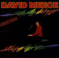 DAVID MEECE - FRONT ROW CD - NEW