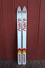 Vintage Hart Rabbit Kids Skis 90 cm. NICE!