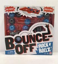 Bounce-Off Game Party/ Family Age 7+  2-4 Players Rock N Rollz- Mattel