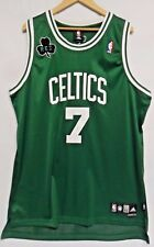 Adidas - Al Jefferson #7 Boston Celtics Away Jersey W/Red Auerbach Patch Sz 2XL