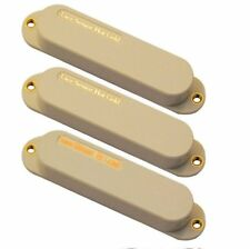 Lace Sensor Hot Gold with Hot Bridge Pickup set for Strat, Cream 21153-03