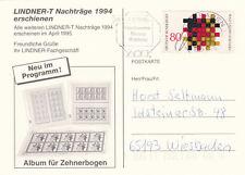 Germany 1995 Koblenz Craft Fair postcard used VGC
