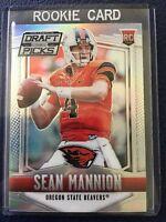 2015 Panini Prizm Collegiate Draft Picks #236  Sean Mannion RC Rams  NM-MT