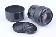 EXC+++ MINOLTA MAXXUM AF Zoom XI 80-200mm f4.5-5.6 ZOOM LENS HOOD, CAPS, NICE
