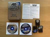 AR Max Action Replay & Memory Cards Tin - Sony Playstation 2 PS2 Game