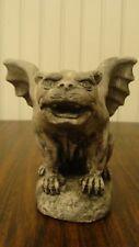 "T. Scott Designs Austin Texas 1995 Mini Gargoyle With Wings Figurine 4.1"" Tall"
