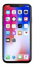 Apple iPhone X - 64GB Space Gray - Factory GSM Unlocked AT&T/T-Mobile Smartphone