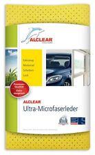 ALCLEAR® Ultra-Microfaserleder FENSTERLEDER gelb 40 x 45 cm 950015
