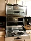 Vintage 1965 Frigidaire Flair Custom Imperial Electric Range Oven with Manual photo
