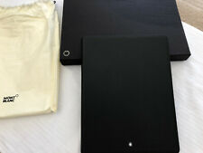 MONTBLANC Meisterstuck Black Selection Leather Ipad 3 Case 111249