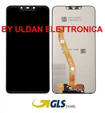 TOUCH SCREEN + LCD DISPLAY Per HUAWEI MATE 20 LITE SNE-LX1 SNE-AL00 NERO