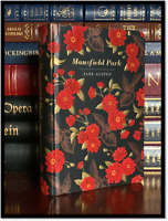 Mansfield Park by Jane Austen New Ultimate Gift Edition Hardcover w/ Gold Edges