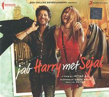 JAB HARRY MET SEJAL - Original Bollywood Soundtrack CD - Shahrukh Khan & Anushka