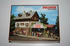 Vollmer Spur H0: 3150 Bausatz Märklin Jubiläumsbahnhof, OVP
