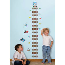 Thomas the Tank Engine GIANT Peel & Stick Growth Chart - BRAND NEW!