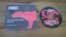CD Pop Neo - Pink Panther Theme (1 Song) Promo EMI QUINT sc Mancini