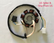 8-Coil Magneto Stator Fit GY6 GY 6 50cc  90cc  150cc Go Kart,Moped & Scooter ATV
