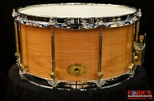 Noble and Cooley 7x14 Solid Shell Oak Snare Drum