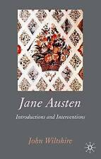 Jane Austen: Introductions and Interventions-ExLibrary