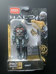 Didact Halo Mega Construx   Series 10   New In Box!   GFT44
