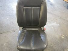 Hyundai Santa Fe leather DRIVERS SEAT, Eletric Black leather, 2009-12 facelift