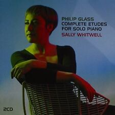 Philip Glass: Complete Etudes For Solo Piano [New CD] Australia - Import