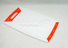 37.3cm Deluxe Plastic Chopping Cutting Board Kitchen Food Meat Vegetable 18310