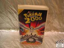Pokemon 2000 The Movie VHS Large Case