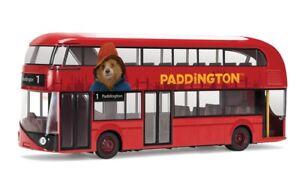 Wrightbus New Routemaster Paddington Bear Diecast Model