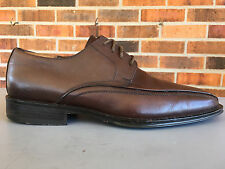 Johnston & Murphy Harding Panel Lace-Up Men's Shoes Sz 8 M Oxford 20-6460 X32(5)