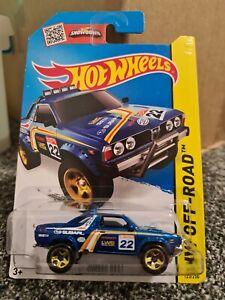Hot Wheels Subaru Brat Blue