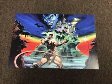 "Castlevania Artwork NES Nintendo Video Game Cardstock Poster - 12"" x 18"""