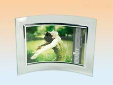 Bilderrahmen Glas geschwungen Standrahmen Rahmen Fotorahmen für Bild 15x10  NEU