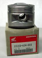 PISTONE 0,50 ORIGINALE HONDA XR 250 1979 - 1982 COD. 13103434003