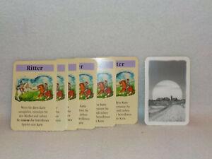 ++ Siedler von Catan Ersatzteile - 7 Ritter Karten - Version ??  +