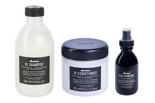 DAVINES OI KIT (Shampoo 280 ml, Conditioner 250 ml, All in One Milk 135 ml)