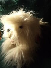 "Peeko sheepdog  hand puppet with tags 16"" approx"