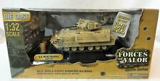 Forces of Valor 1 32 Scale US M2a2 Bradley Kuwait 1991 Tank