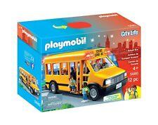 PLAYMOBIL School Bus School Bus (New)
