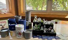 New ListingSwarovski Figurines incl. Baby Seal, Meerkat, Irish Cow, Large Shell, Xmas Tree