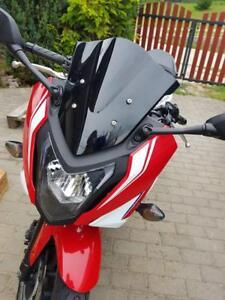 Motorcycle Windshield Windscreen For 2014-2018 Honda CBR650F CBR 650F 650 15 16