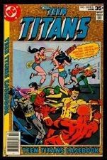 DC Comics TEEN TITANS #53 Origin Retold Last Issue VFN/NM 9.0