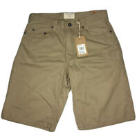 """Colorado Mens Size 30"""" Shorts Brown Camel Cotton Brand New With Tags"""