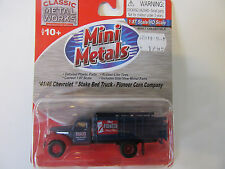 Classic Metal Works USA 1:87 1941 / 46 Chevrolet Stakebed   Fertigmodell