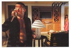 2007 Complete James Bond DL9 Dangerous Liaisons Casino Royal Expansion Card RARE