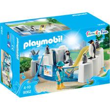 Playmobil Family Fun Penguin Enclosure 9062 NEW