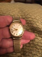 Vintage Caravelle M5 Wristwatch Working Great Condition 1965
