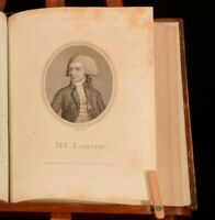 1794 Reign of Louis the Sixteenth Revolution First Edition Illustrated Gifford